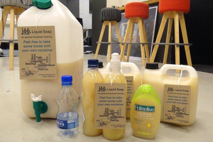 JooSoap Liquid Soap