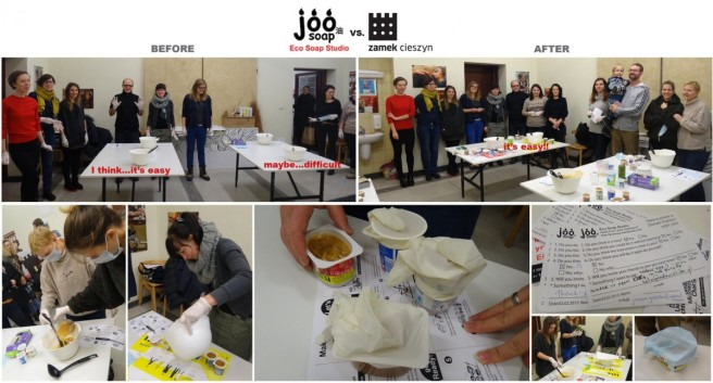 joosoap @ Zamek Workshop 2